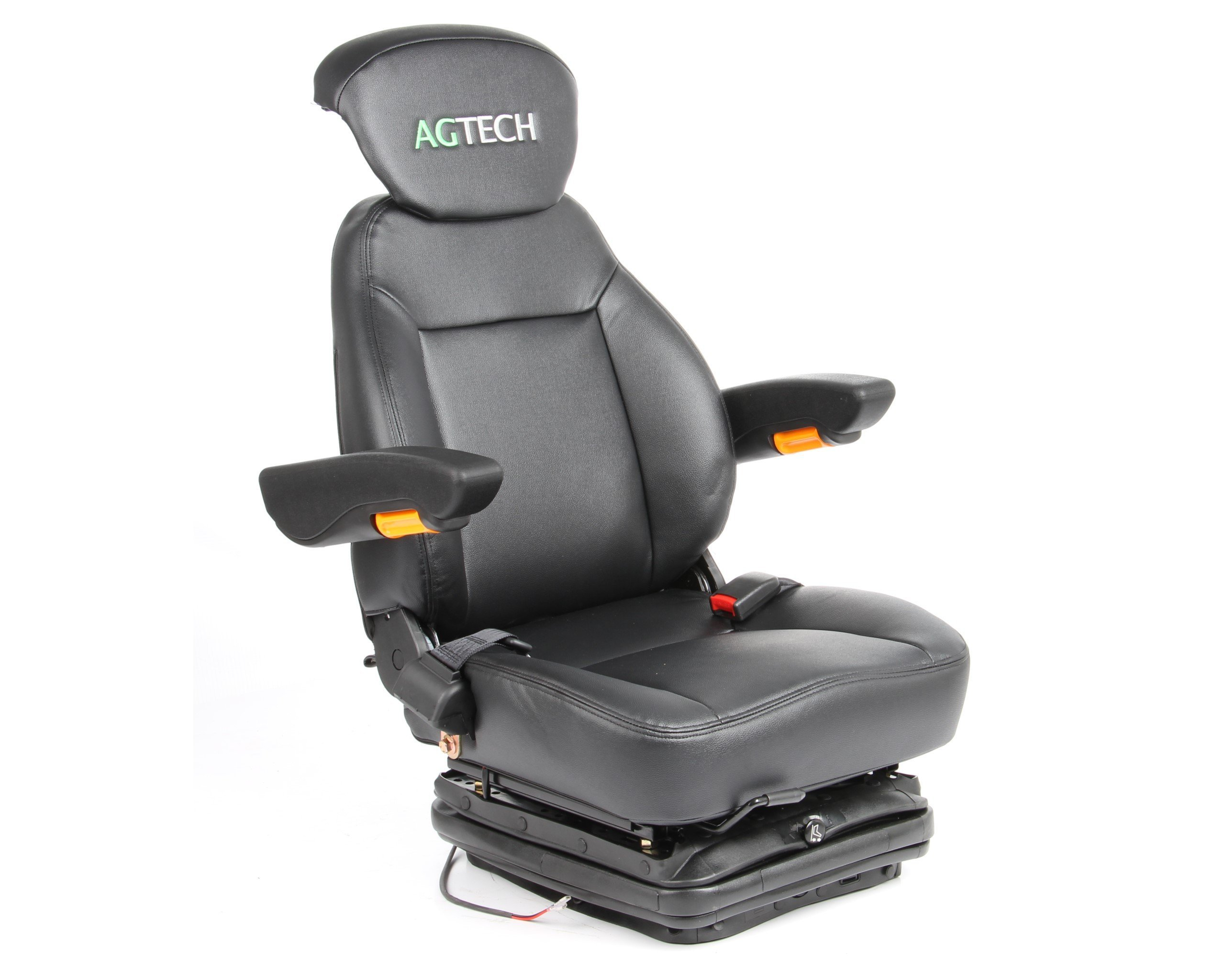 Siedzenie Fotel Do Ciągnika Koparki Pneumatyczne Z Pasami Obicie Pcv Pojazdy Wyposażenie Pojazdów Siedzenia Sklep Rolniczo Techniczny Agromex